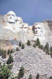 Monumento nacional del rushmore del montaje Fotografía de archivo