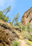 Monumento nacional dos pináculos Imagem de Stock Royalty Free