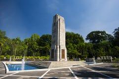 MONUMENTO NACIONAL - KUALA LUMPUR imagem de stock royalty free