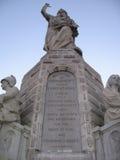 Monumento nacional a los antepasados Imagen de archivo libre de regalías