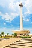 Monumento nacional Monas Imagem de Stock Royalty Free