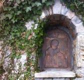 Monumento nas madeiras Imagens de Stock Royalty Free
