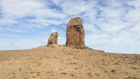 Monumento nautral de la roca grande fotografía de archivo libre de regalías