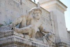 Monumento Nazionale维托里奥Emanuele II 库存图片