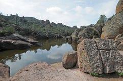 Monumento nazionale dei culmini Fotografia Stock