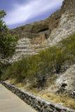 Monumento nazionale del castello di Montezuma fotografia stock libera da diritti