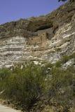 Monumento nazionale del castello di Montezuma Immagine Stock
