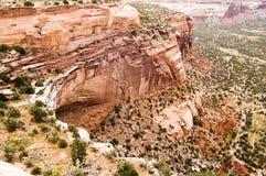Monumento nazionale del Colorado immagini stock
