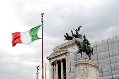 Monumento nazionale del Em del vincitore Fotografia Stock