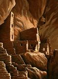 Monumento nazionale del Navajo Fotografia Stock