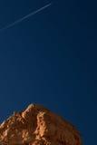 Monumento nazionale delle scogliere Vermillion Fotografie Stock Libere da Diritti