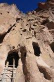 Monumento nazionale di Bandelier, New Mexico Fotografia Stock Libera da Diritti