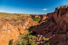 Monumento nazionale di Canyon De Chelly Immagine Stock Libera da Diritti