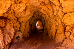 Monumento nazionale di Canyon De Chelly Fotografia Stock