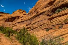 Monumento nazionale di Canyon De Chelly Immagini Stock