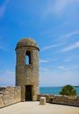 Monumento nazionale di Castillo de San Marcos Fotografia Stock Libera da Diritti