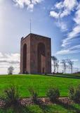 Monumento nazionale di Ejer Bavnehoj, Fotografie Stock Libere da Diritti