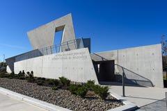Monumento nazionale di olocausto Fotografie Stock