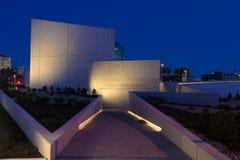 Monumento nazionale di olocausto, Ottawa Immagine Stock Libera da Diritti