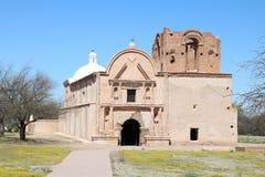 Monumento nazionale di Tumacacori fotografia stock