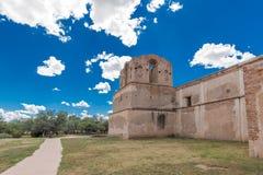 Monumento nazionale di Tumacacori Fotografie Stock Libere da Diritti