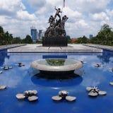 Monumento nazionale, Kuala Lumpur, Malesia Fotografie Stock