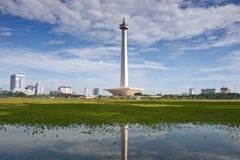 Monumento nazionale Immagini Stock Libere da Diritti