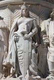 Monumento nazionale a Victor Emmanuel Immagine Stock