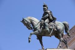 Monumento nazionale a Victor Emmanuel II Immagine Stock Libera da Diritti