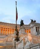Monumento nazionale a Victor Emmanuel II (della Patria), p di Altare Immagini Stock Libere da Diritti