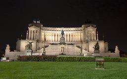 Monumento Nazionale Vittorio Emanuele II Imágenes de archivo libres de regalías