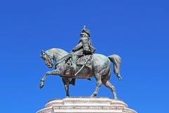 Monumento nazionale a Vittorio Emanuele II, Roma, Italia Immagini Stock Libere da Diritti