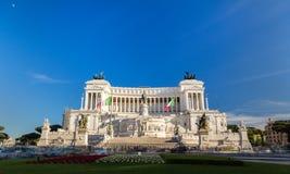 Monumento Nazionale a Vittorio Emanuele II in Rome, Italy Stock Photos