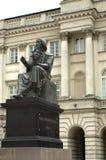 Monumento a Nicolas Copernicus Imágenes de archivo libres de regalías