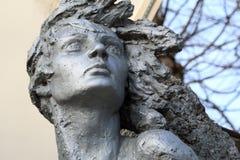 Monumento a Nina Poptsova em Pyatigorsk, Rússia Imagem de Stock