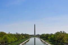 Monumento Obelisco DC Вашингтона стоковое фото rf