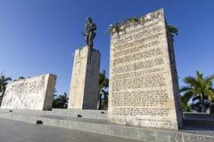 Monumento Pamiątkowy Che Guevara, Kuba zdjęcie stock