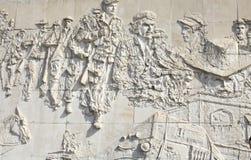 Monumento para Che imagens de stock