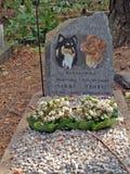 Monumento para Nikki y Tessu Foto de archivo libre de regalías