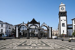 Ponta Delgada Fotos de archivo libres de regalías