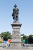 Monumento a Pyotr 1 Fotos de archivo libres de regalías