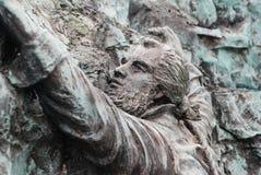 Monumento real de la carta Fotografía de archivo
