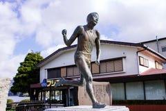 Monumento running Fotografia de Stock