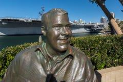 Monumento San Diego de Bob Hope Fotografía de archivo libre de regalías