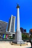 Monumento San Francisco de Union Square Imágenes de archivo libres de regalías