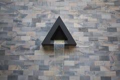 Monumento a Sandro Pertini imágenes de archivo libres de regalías