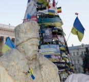 Monumento a SHevchenko Fotos de archivo
