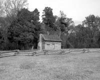 Monumento silencioso Fotos de archivo