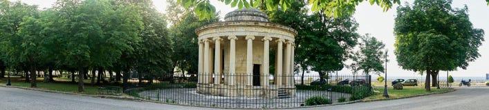 Monumento a sir Thomas Maitland, Corfú Imágenes de archivo libres de regalías