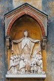 Monumento a St Maddalena di Canossa Fotos de Stock